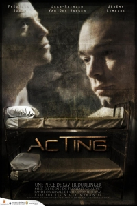 acting affiche